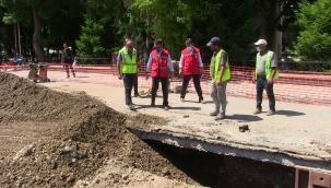 Başkan Gürbüz'den Elbistan'da altyapı çalışmaları açıklaması